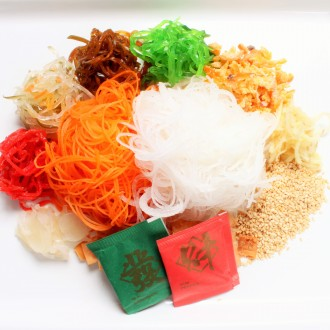 CNY Reunion Mini Buffet (7 Courses) - $198.88 (U.P. $265, Min. 10 Pax)