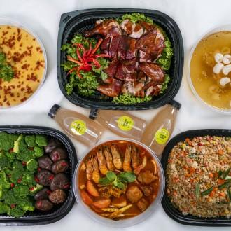 Signature - Chefs Supreme Mini Buffet<br /> ($133 for 10 Pax) - U.P$18.90